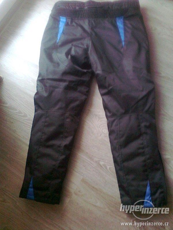Prodám pánské textilní moto kalhoty RK SPORT - foto 3