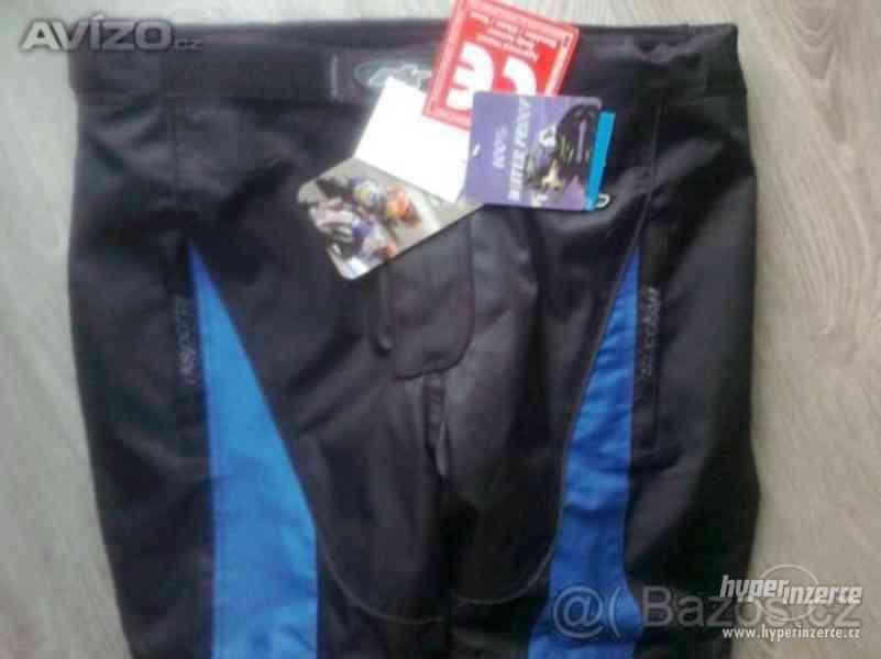 Prodám pánské textilní moto kalhoty RK SPORT - foto 6