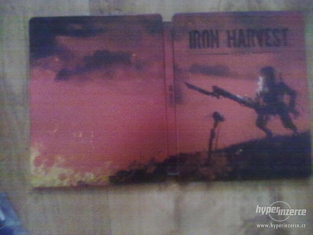 Prodám Iron Harvers Collectors Edition PC - foto 1