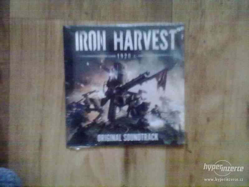 Prodám Iron Harvers Collectors Edition PC - foto 4