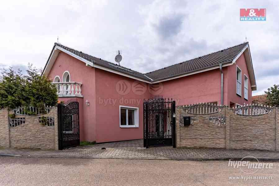 Prodej rodinného domu, 645 m?, Praha, ul. Meinlinova - foto 6