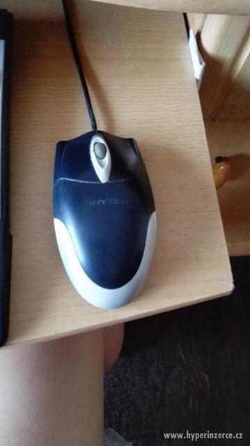 Funkční PC + myš, klávesnice, monitor - foto 5