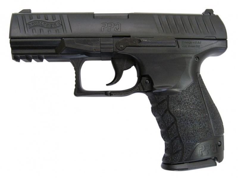 Airsoft Pistole Walther PPQ ASG nová zabalená