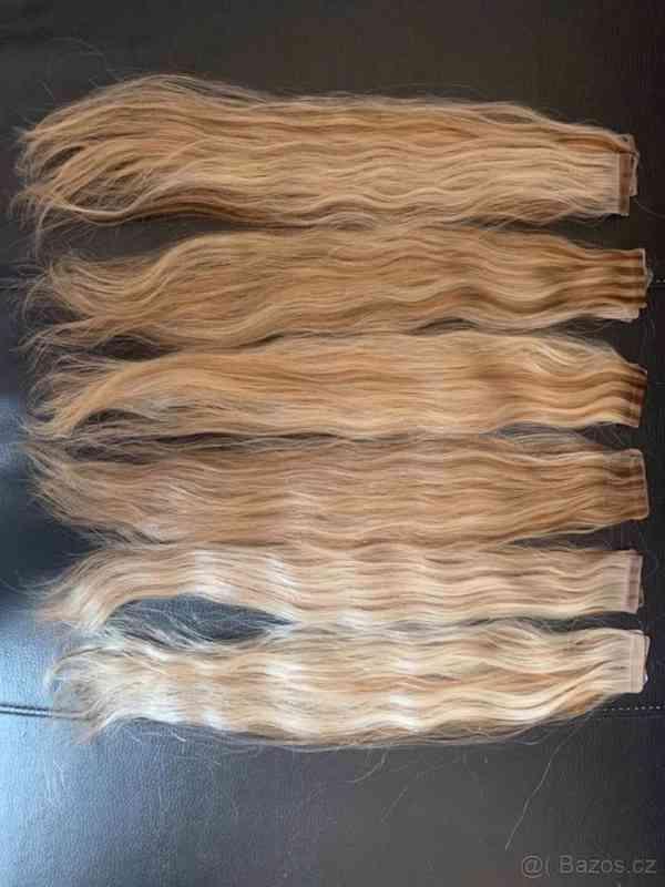 Prodlouzene vlasy - extension - foto 2