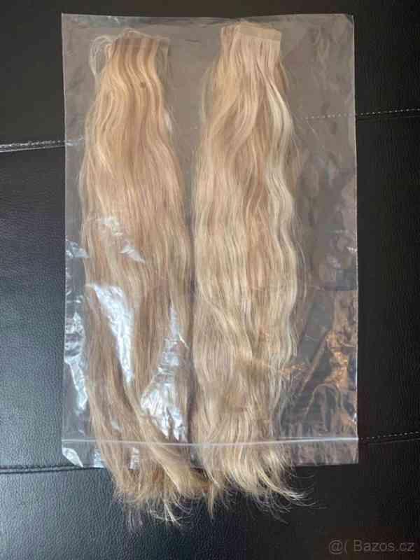 Prodlouzene vlasy - extension - foto 1