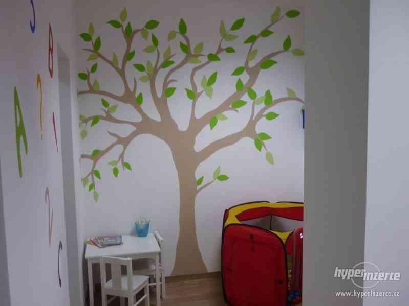Malířské služby od profesionálního malíře pokojů