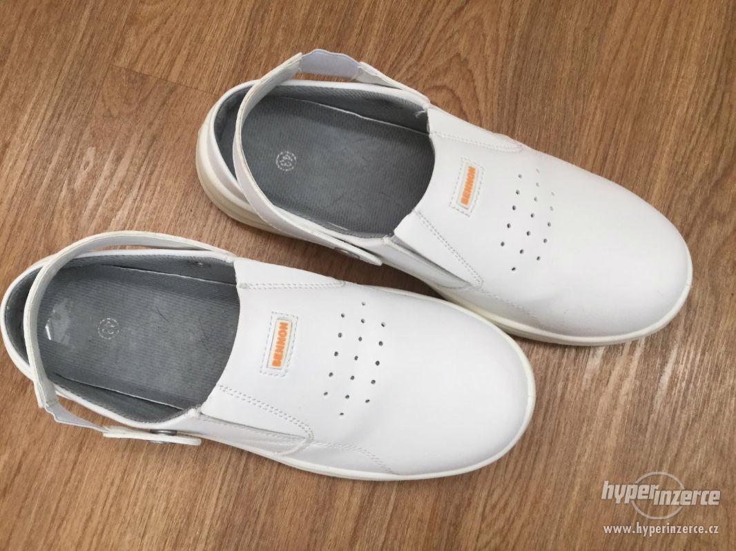 Pracovní boty - foto 1