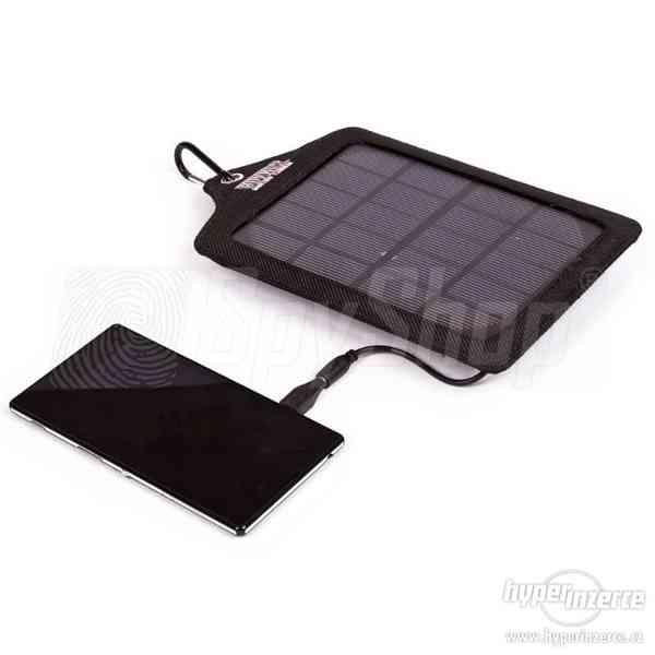 Solární nabíječka pro fotopasti Covert - foto 1
