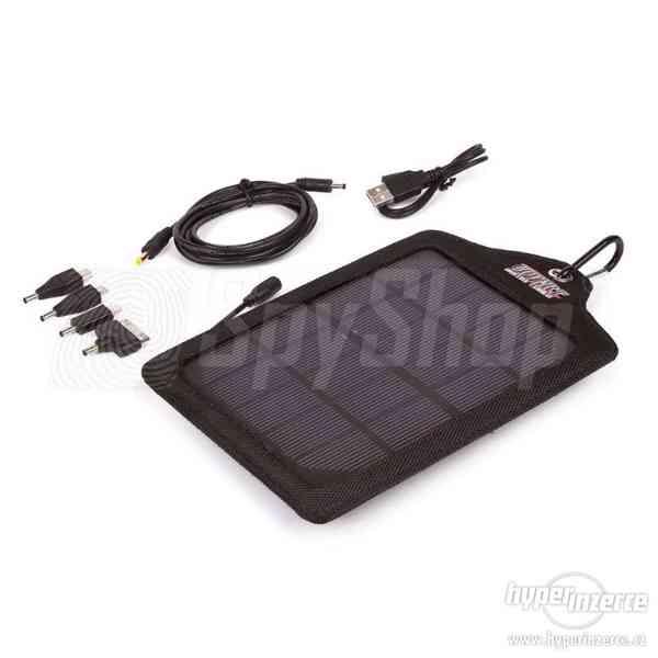 Solární nabíječka pro fotopasti Covert - foto 2