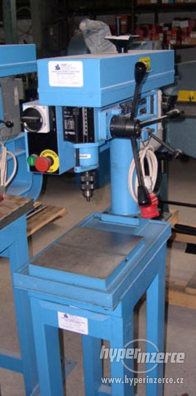 Vrtačka stolní PROFI 400V k.č. 0136 - foto 1