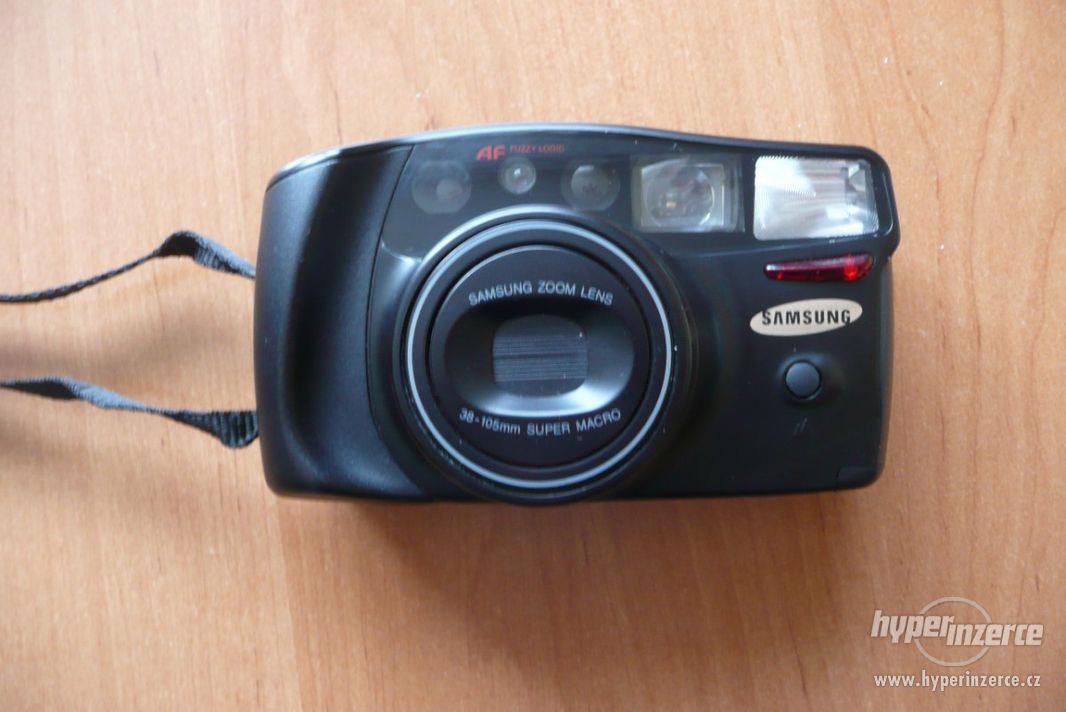 Samsung AF Zoom 1050 - foto 1