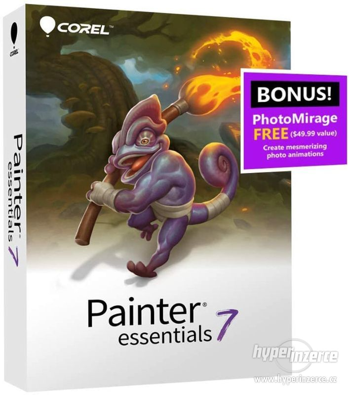 Corel Painter Essentials 7 - foto 1