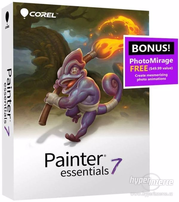 Corel Painter Essentials 7 - foto 1