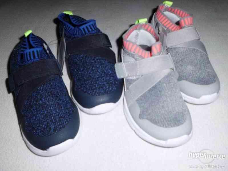 Dětské sportovní boty - foto 1