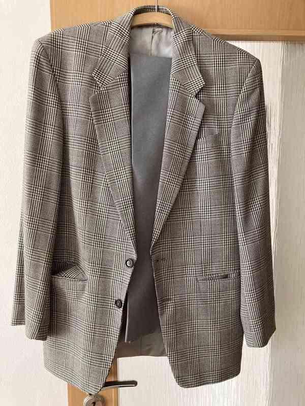 Prodám pánské obleky velikost 52 !!! - foto 7