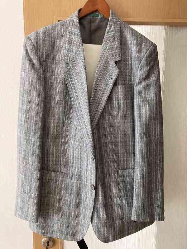 Prodám pánské obleky velikost 52 !!! - foto 11