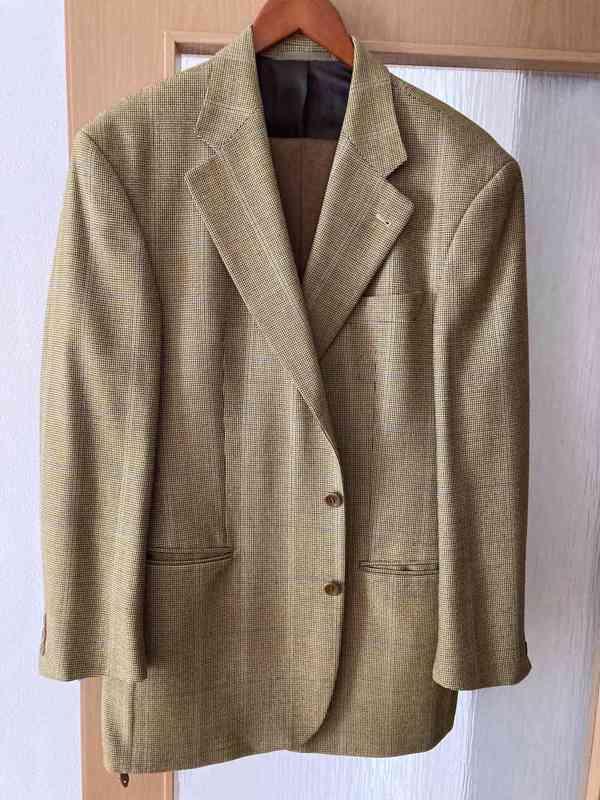 Prodám pánské obleky velikost 52 !!! - foto 8