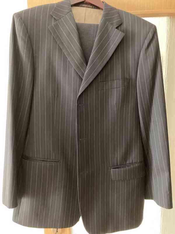 Prodám pánské obleky velikost 52 !!! - foto 4