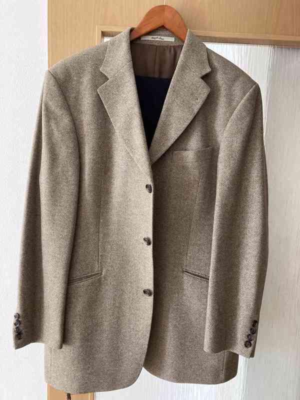 Prodám pánské obleky velikost 52 !!! - foto 9