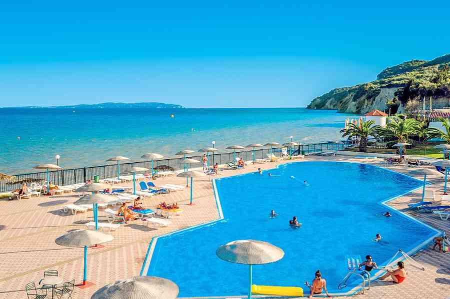 all-inclusive zájezd na Korfu v Řecku