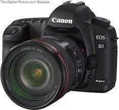 Nová digitální zrcadlovka Canon EOS 5D Mark III, II, 60D - foto 3