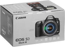 Nová digitální zrcadlovka Canon EOS 5D Mark III, II, 60D - foto 2