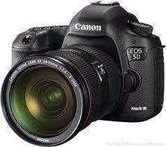 Nová digitální zrcadlovka Canon EOS 5D Mark III, II, 60D