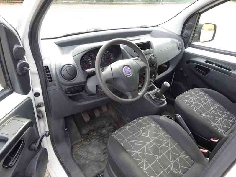 Fiat Fiorino 1.4i r.v.2009 (54 kw) Koupeno v ČR - foto 5