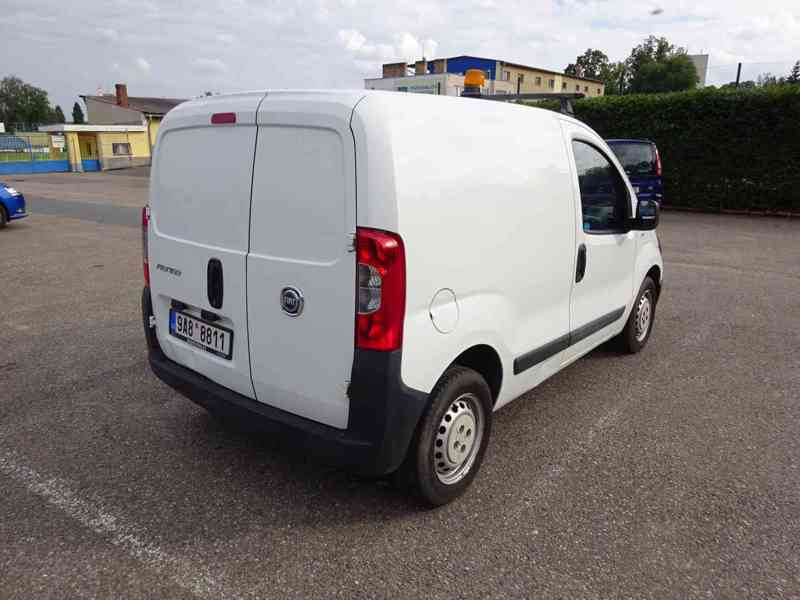 Fiat Fiorino 1.4i r.v.2009 (54 kw) Koupeno v ČR - foto 4