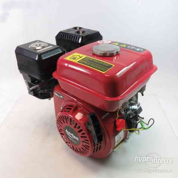 27971-4 taktní benzínový motor 6,5 PS