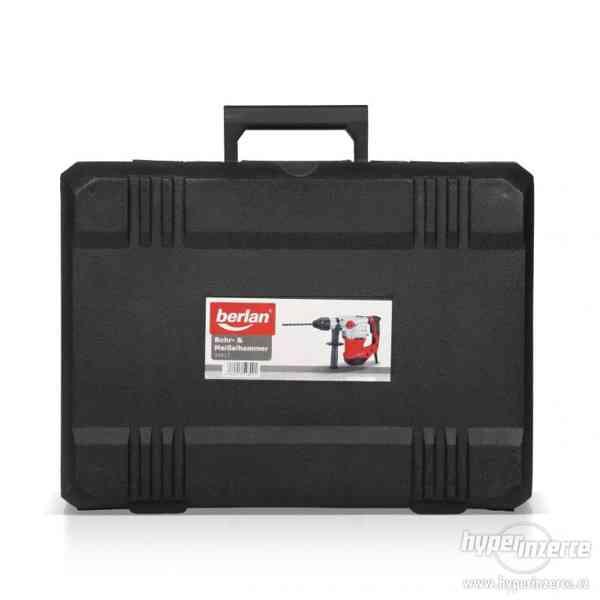 Vrtací a sekací kladivo 1500 W SDS-plus + kufr (34817) - foto 3