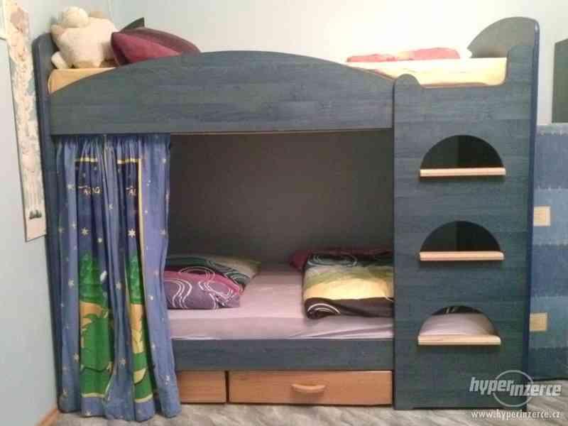 Prodám kompletní nábytek do dětského pokoje