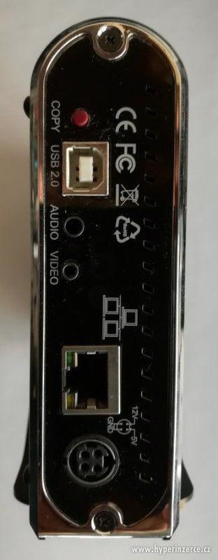 Prodám externí disk s funkcí media centra Wellan 750GB - foto 3