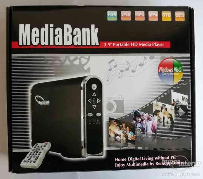 Prodám externí disk s funkcí media centra Wellan 750GB - foto 6