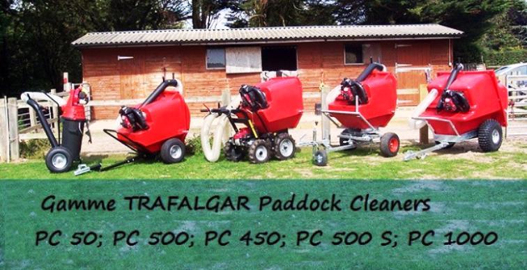 Komunální vysavače Trafalgar Cleaning Equipment