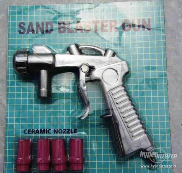 Pískovací pistole - foto 1