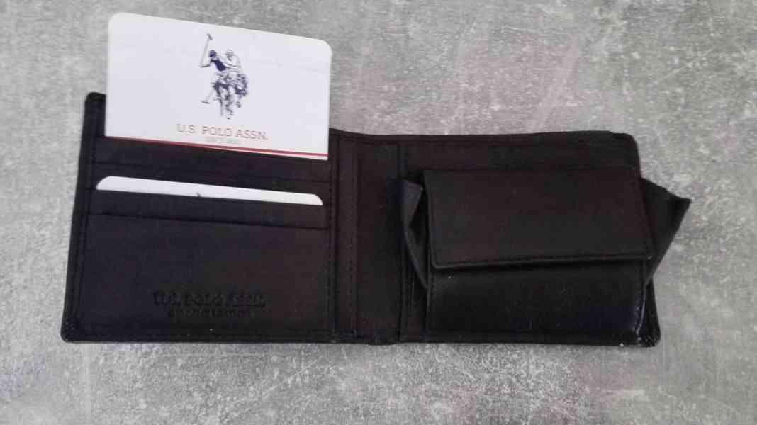 Peněženka U.S. POLO ASSN - foto 1