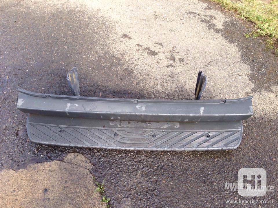 zadni naraznik - schudek na Mercedes Sprinter - foto 1