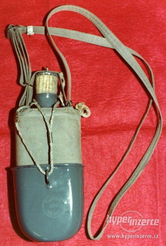 Koupím starou rakouskou polní láhev - foto 1