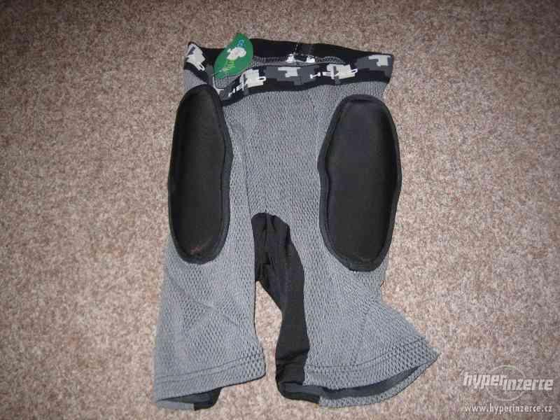Kalhoty s chrániči Head Crash Pants