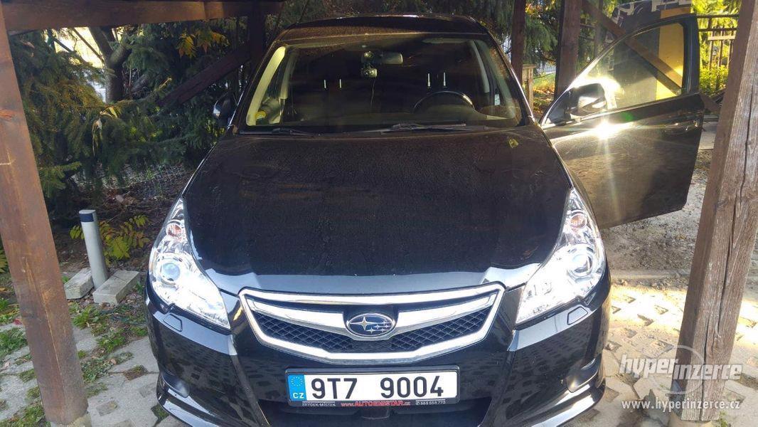 Subaru legacy 2011 2.0