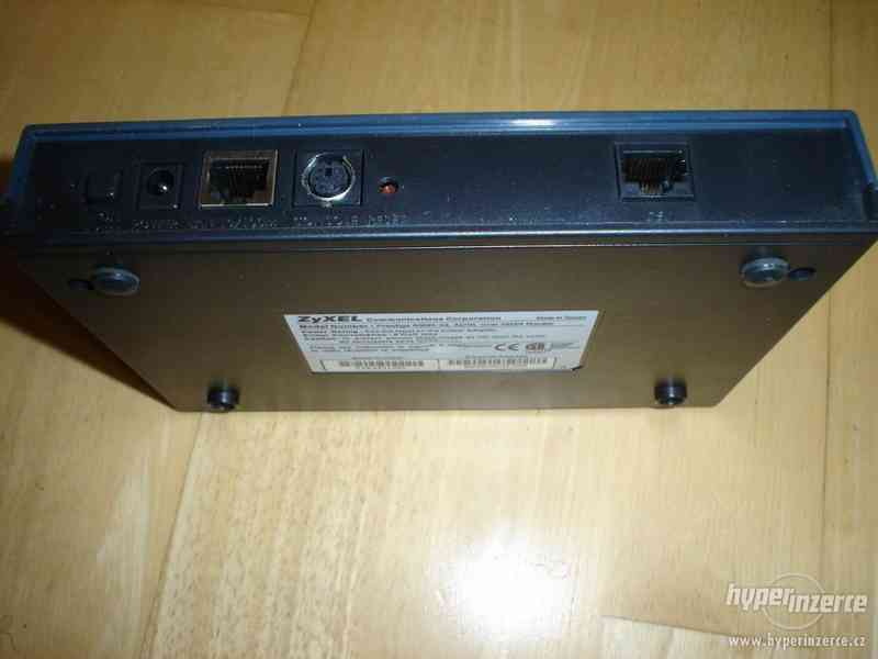 Prodám ADSL modem Zyxel Prestige 650-R33