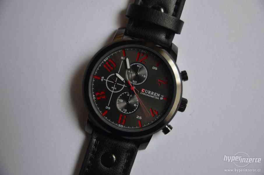 Nové stylové pánské hodinky