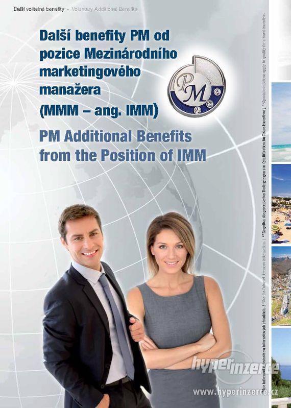 Spolupráce s německou společnosti PM International AG - foto 8