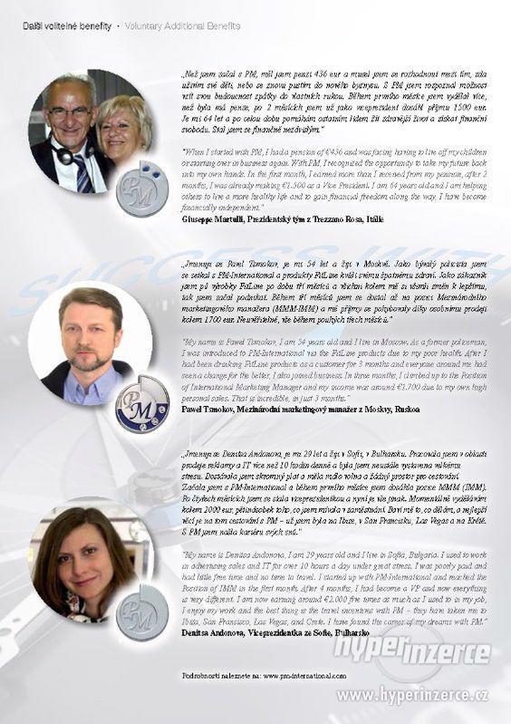 Spolupráce s německou společnosti PM International AG - foto 10