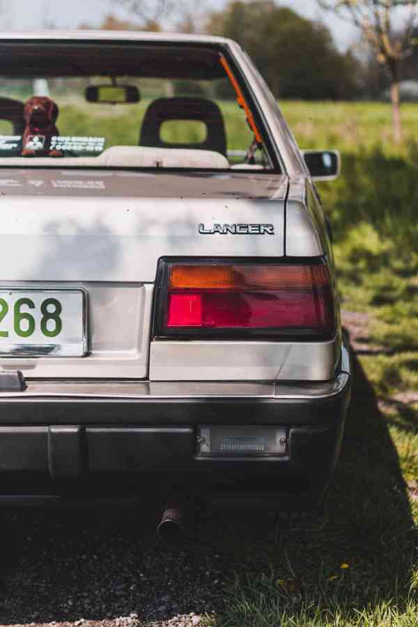 Mitsubishi Lancer 1988 - foto 2