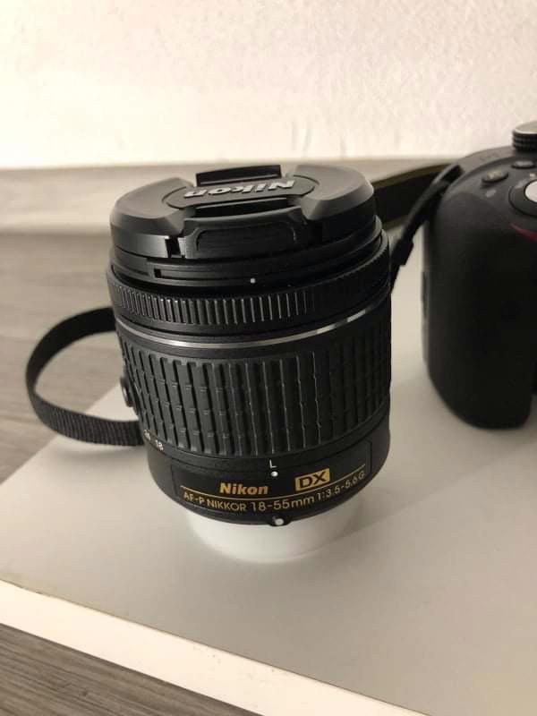 Zrcadlovka Nikon D3300 - foto 4