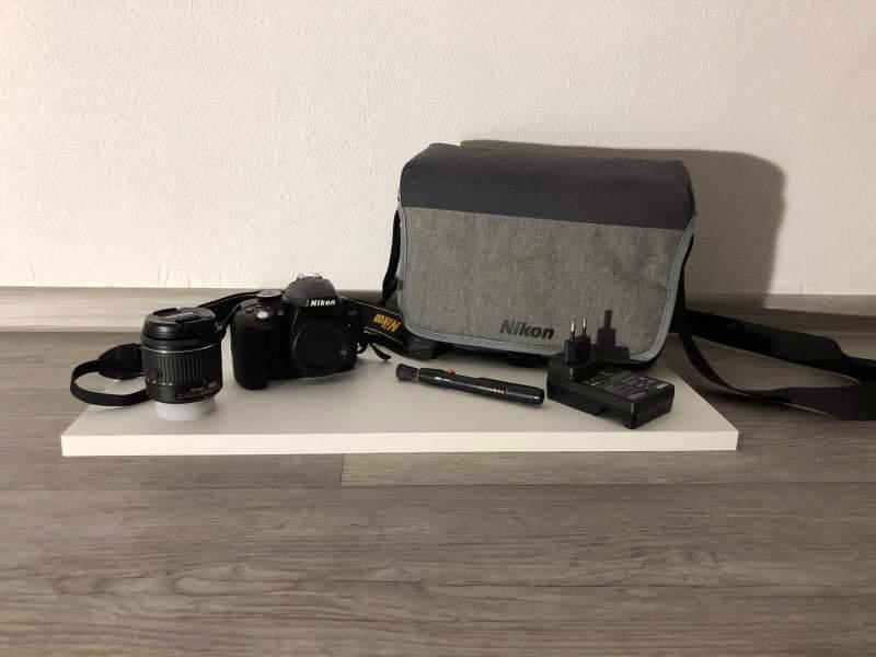 Zrcadlovka Nikon D3300 - foto 2