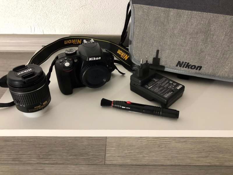 Zrcadlovka Nikon D3300 - foto 3
