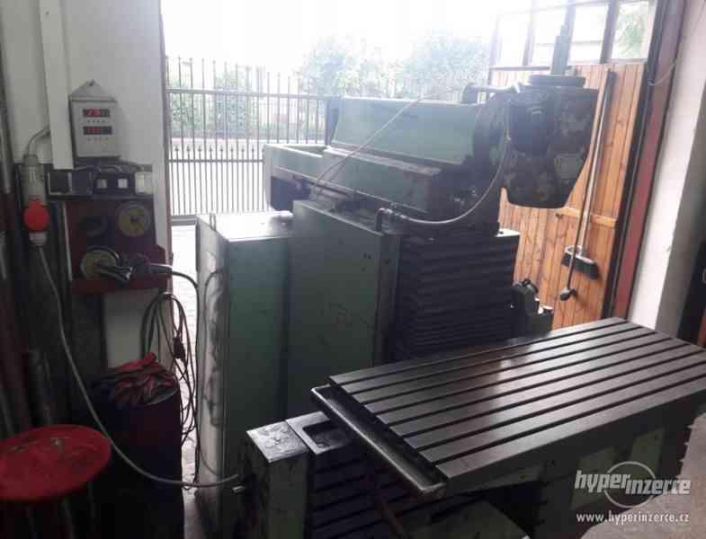 Frézky - nástrojářské FN 40 - foto 3